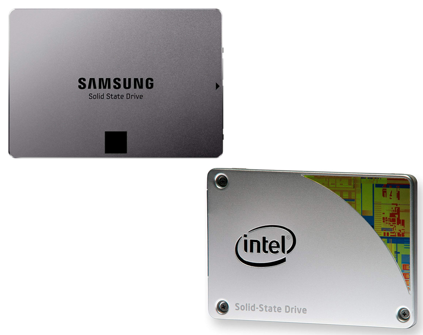 Samsung 840 Evo Vs Intel 530