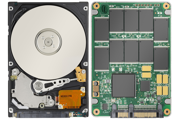 Flash Storage VS Solid State Drive