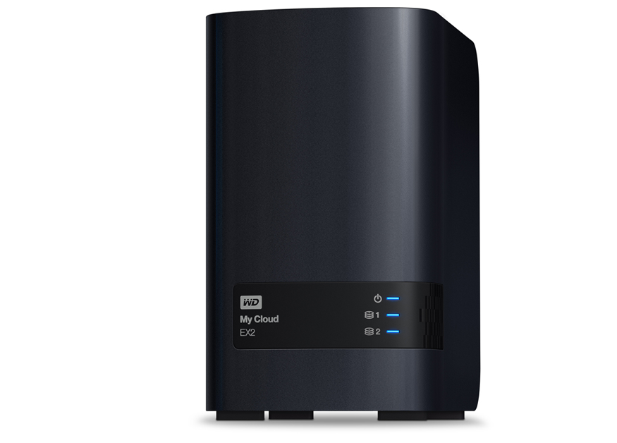 WD My Cloud Vs Synology