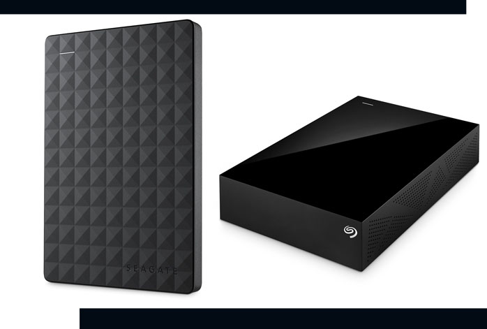 Seagate Expansion Vs Backup Plus