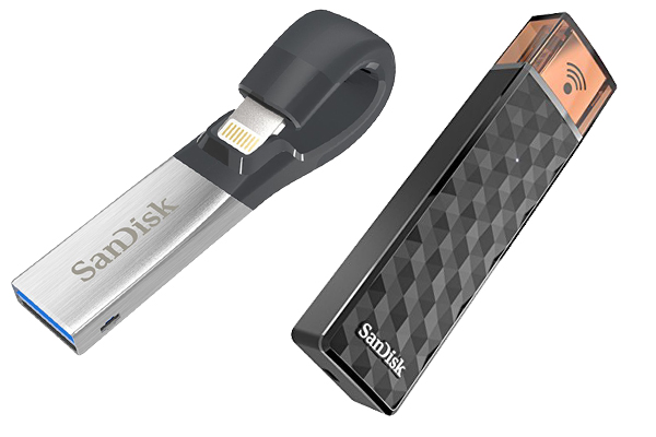 Sandisk iXpand Vs Sandisk Connect
