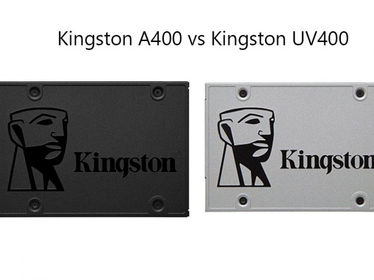 Kingston A400 vs Kingston UV400